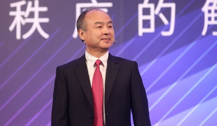 SoftBank Expects First Gigawatt of US Solar in Operation by Next Year